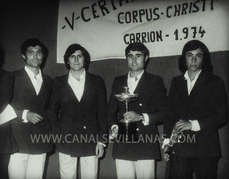 Los inicios del grupo en los años setenta
